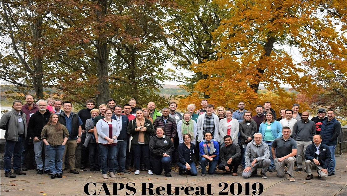 CAPS Mohican Retreat 2019 Group Photo
