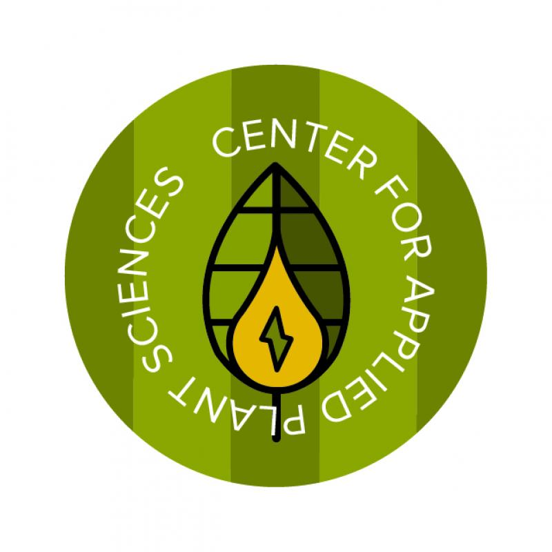 Center for Applied Plant Sciences graphic