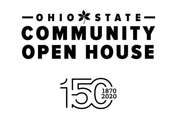 Ohio State Community Open House logo